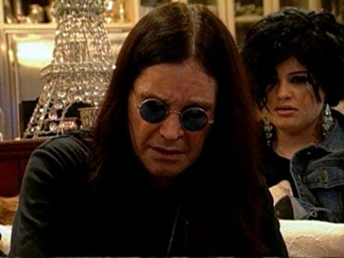 The Osbournes:The First Season