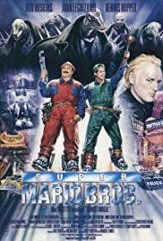 Super Mario Bros. (1993) Poster - Movie Forum, Cast, Reviews