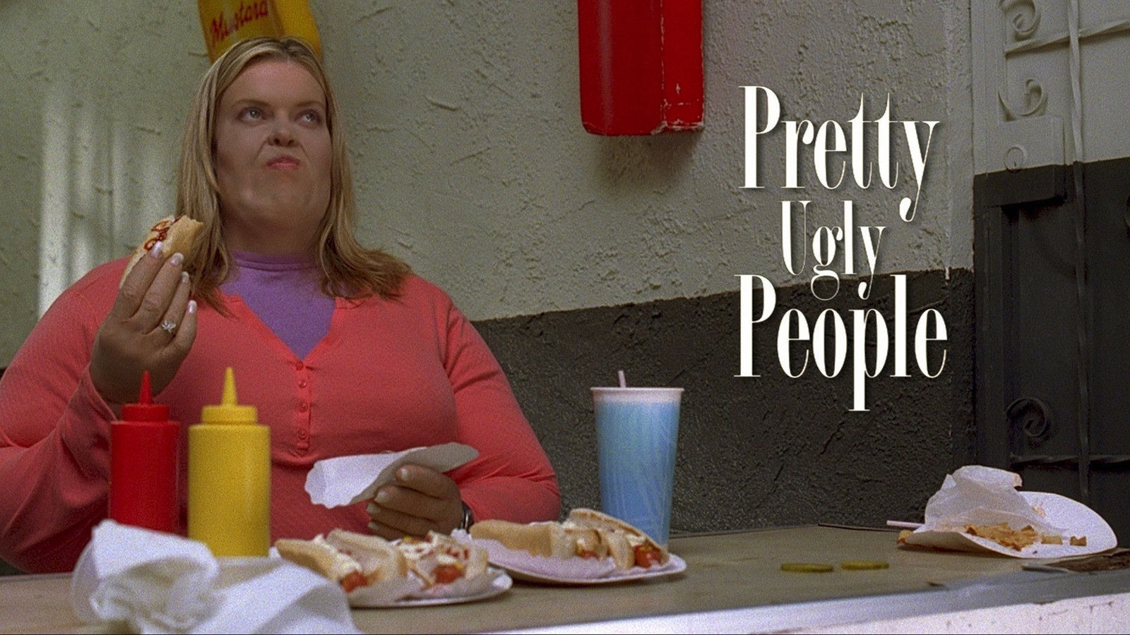 Ugly people and pretty Pretty Ugly