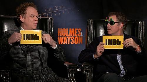 The Cast of 'Holmes & Watson' Answer IMDb Fan Questions