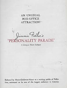 Personality Parade USA