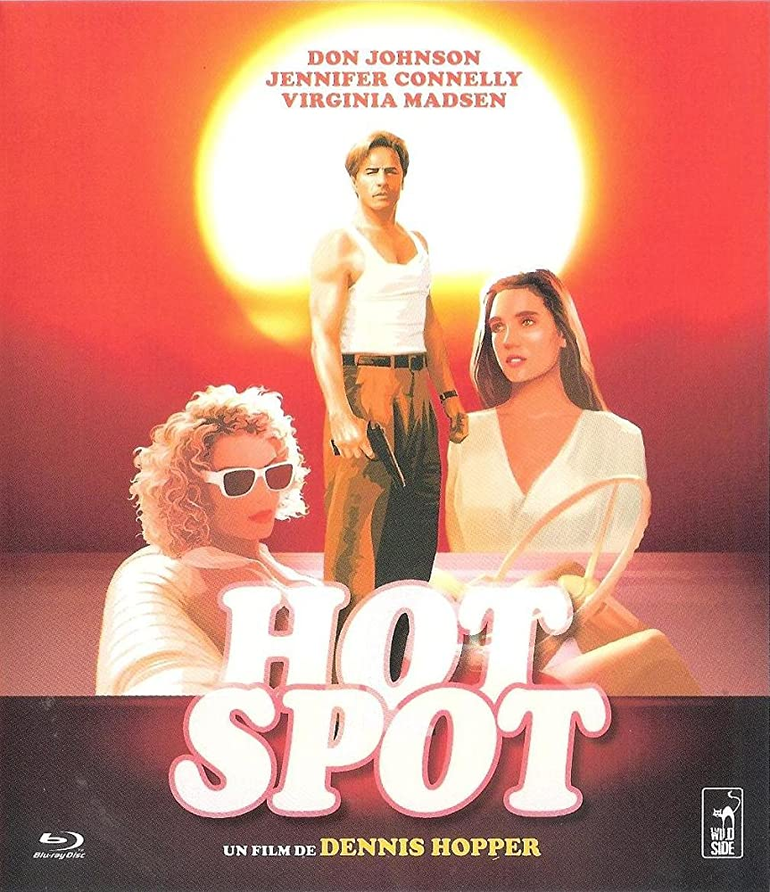 the hot spot 1990 full movie