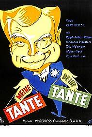 Carl Boese, Johannes Heesters, Olly Holzmann, Käte Kühl, Walter Lieck, and Ralph Arthur Roberts in Meine Tante - deine Tante (1939)