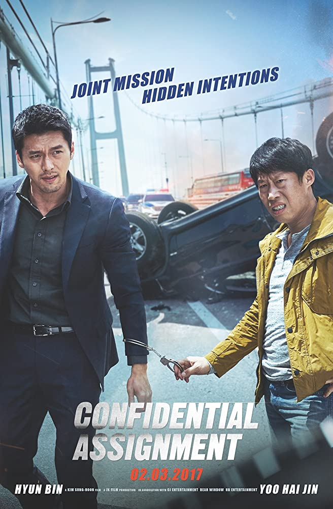 Confidential Assignment 2017 Hindi Dual Audio 450MB BluRay Download