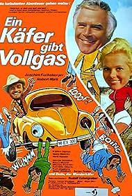 Ein Käfer gibt Vollgas Poster - Movie Forum, Cast, Reviews