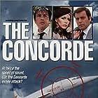 Sylvia Kristel, Eddie Albert, Alain Delon, George Kennedy, Robert Wagner, and Susan Blakely in The Concorde... Airport '79 (1979)
