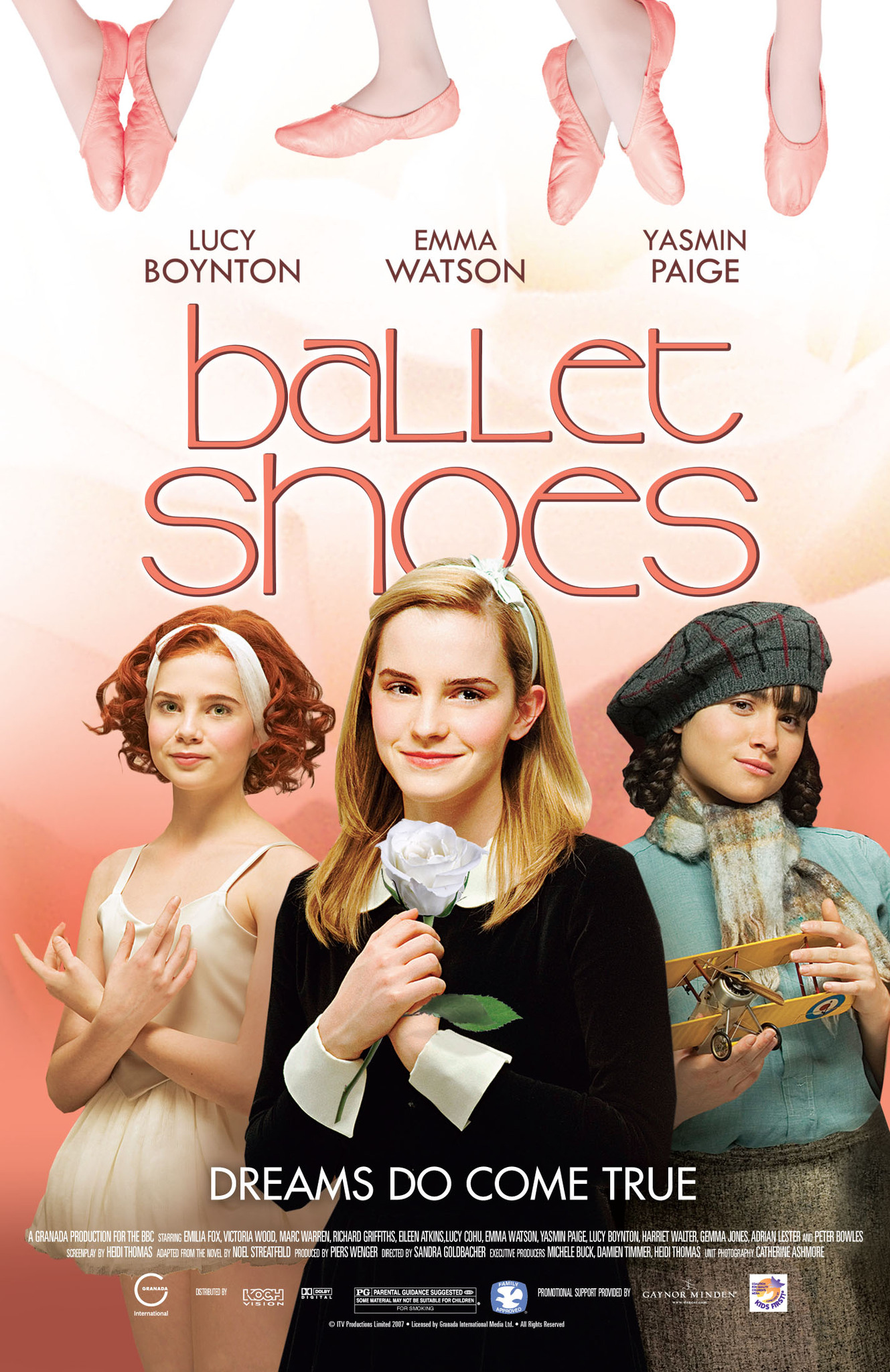 Ballet Shoes on FREECABLE TV