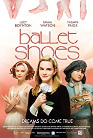 Emma Watson, Yasmin Paige, and Lucy Boynton in Ballet Shoes (2007)