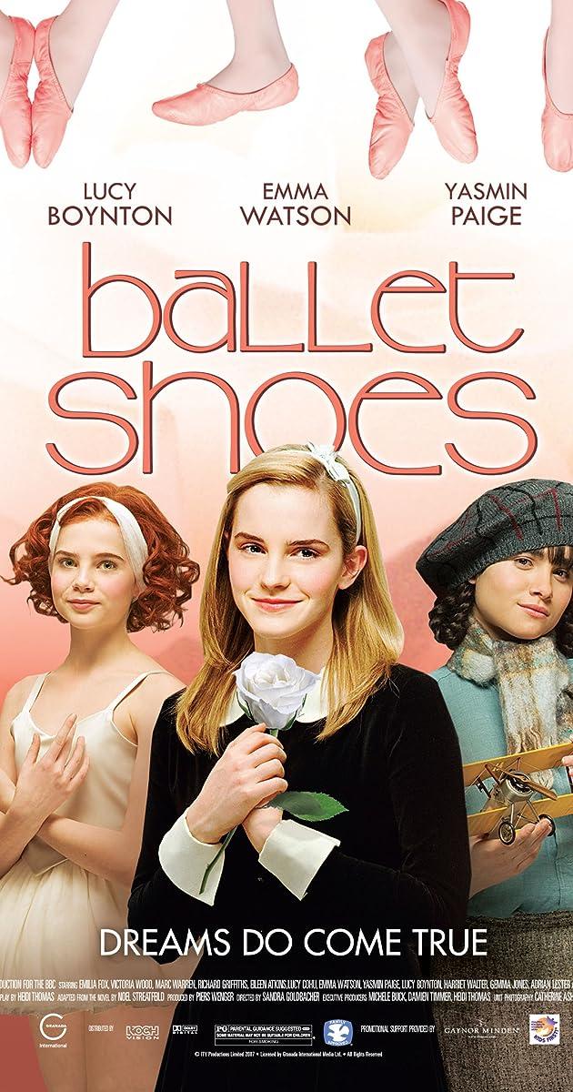 Ballet Shoes (2007) Subtitles