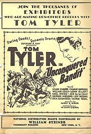 Unconquered Bandit Poster