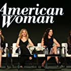 Alicia Silverstone, Mena Suvari, Kyle Richards, and Jennifer Bartels at an event for American Woman (2018)