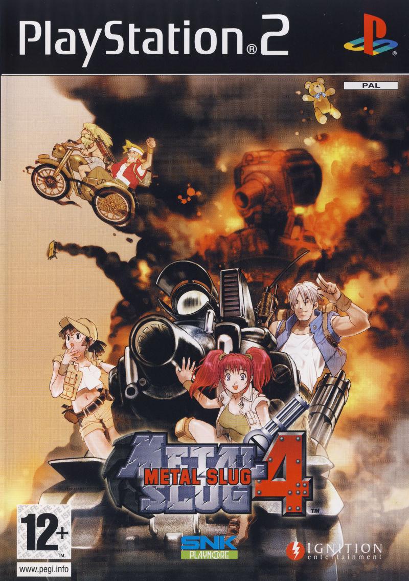 Metal Slug 4 (2002)