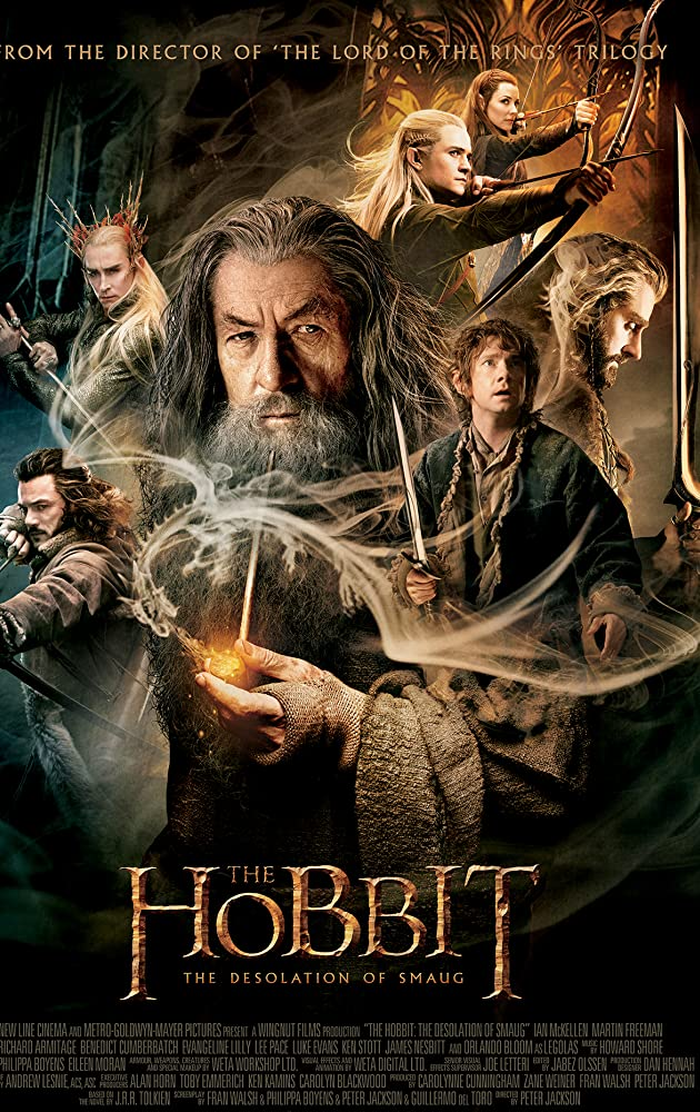 Free Download The Hobbit: The Desolation of Smaug Full Movie