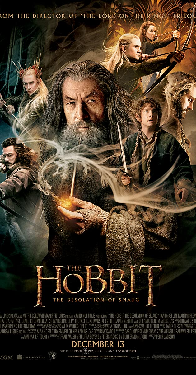free download movie the hobbit the desolation of smaug