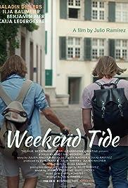 Weekend Tide Poster