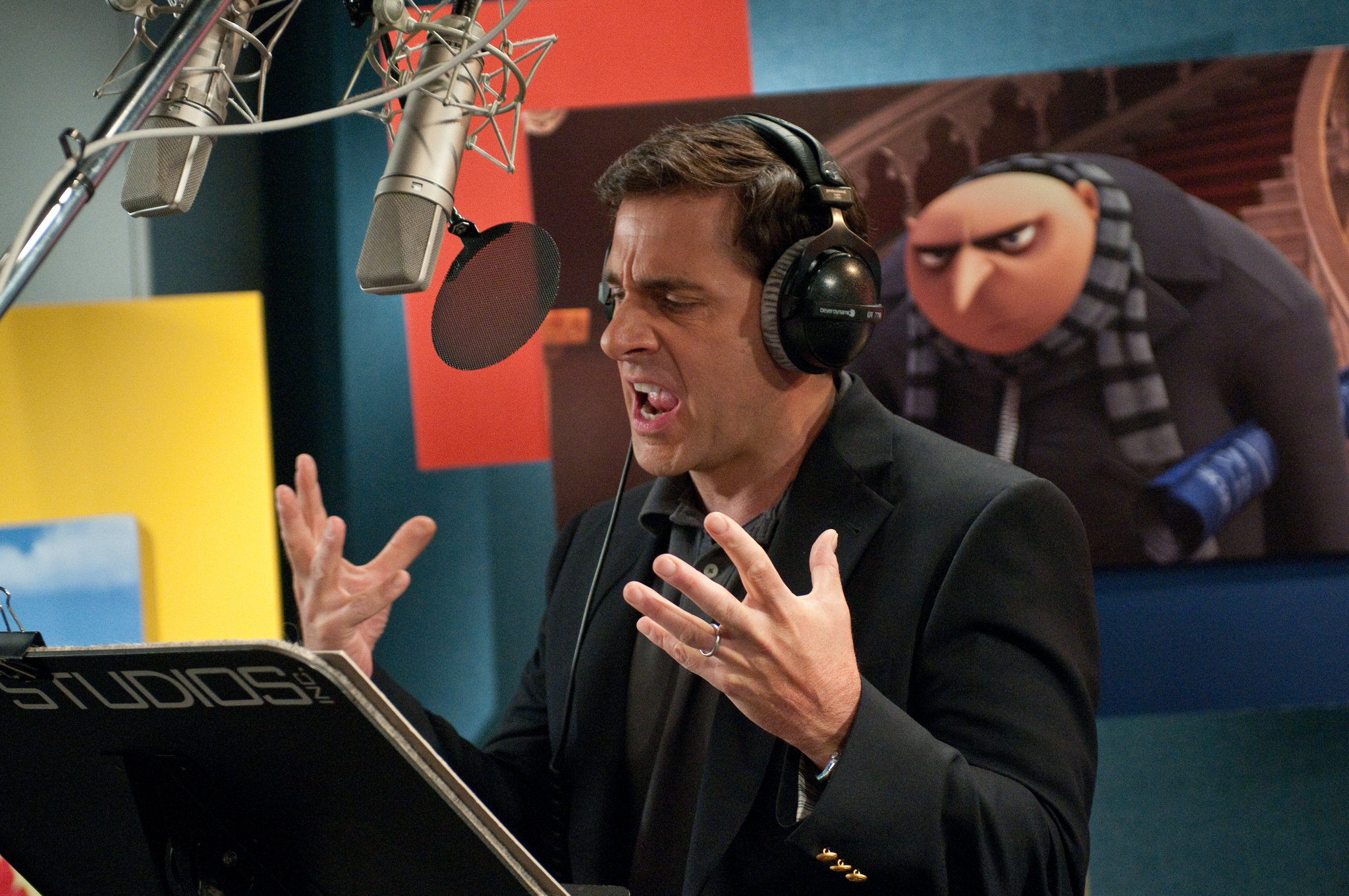 Steve Carell in Despicable Me (2010)