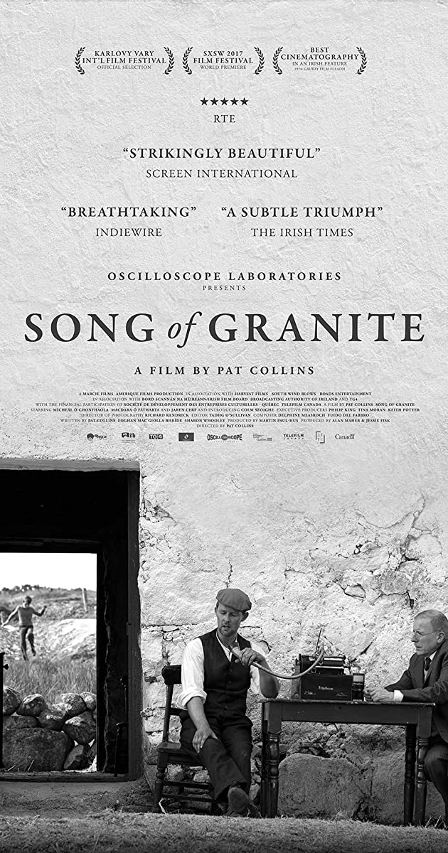 Subtitle of Song of Granite