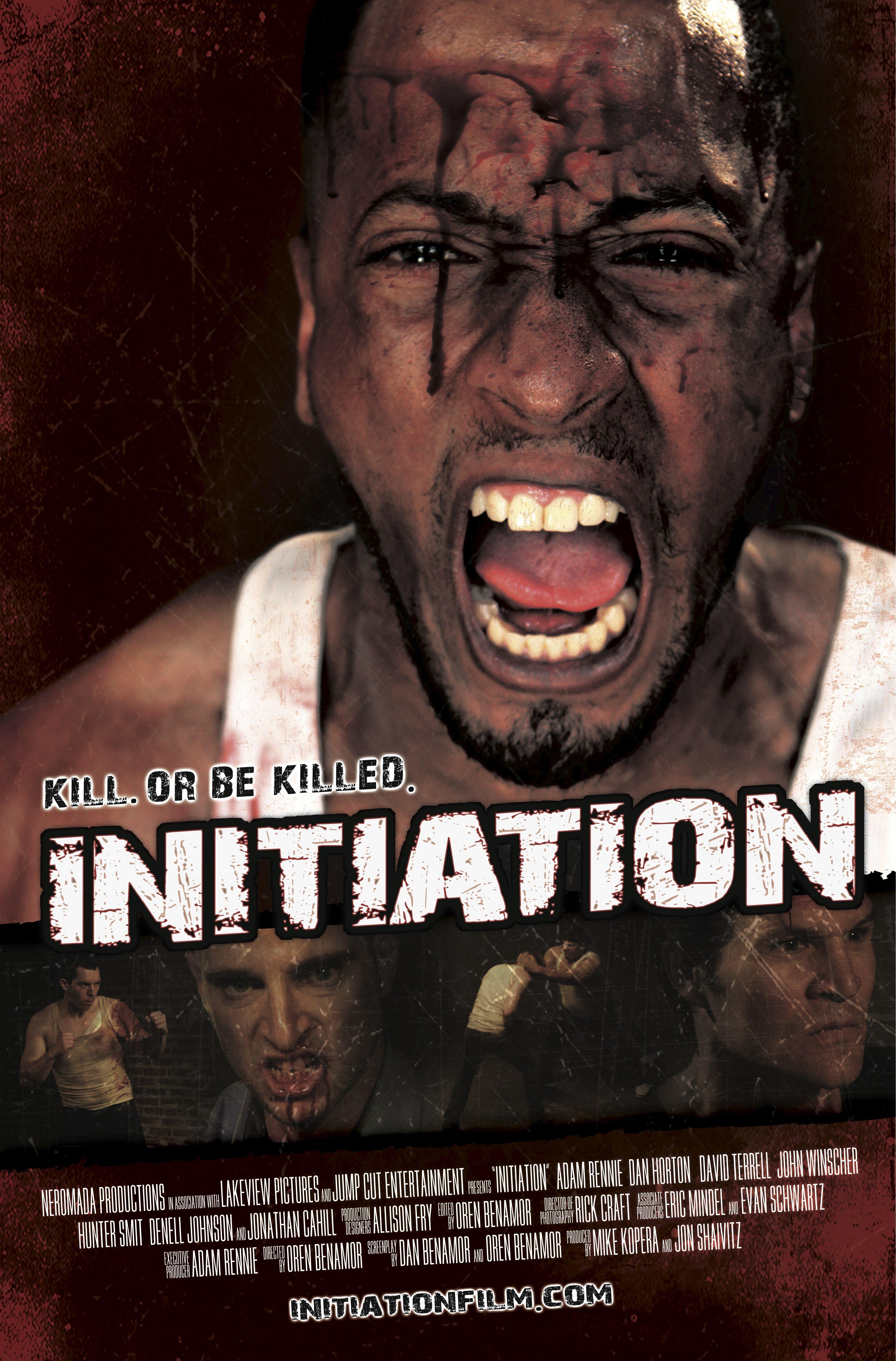 Initiation (2016) DVDRip
