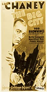 Movies trailer free download The Big City by Tod Browning [flv]