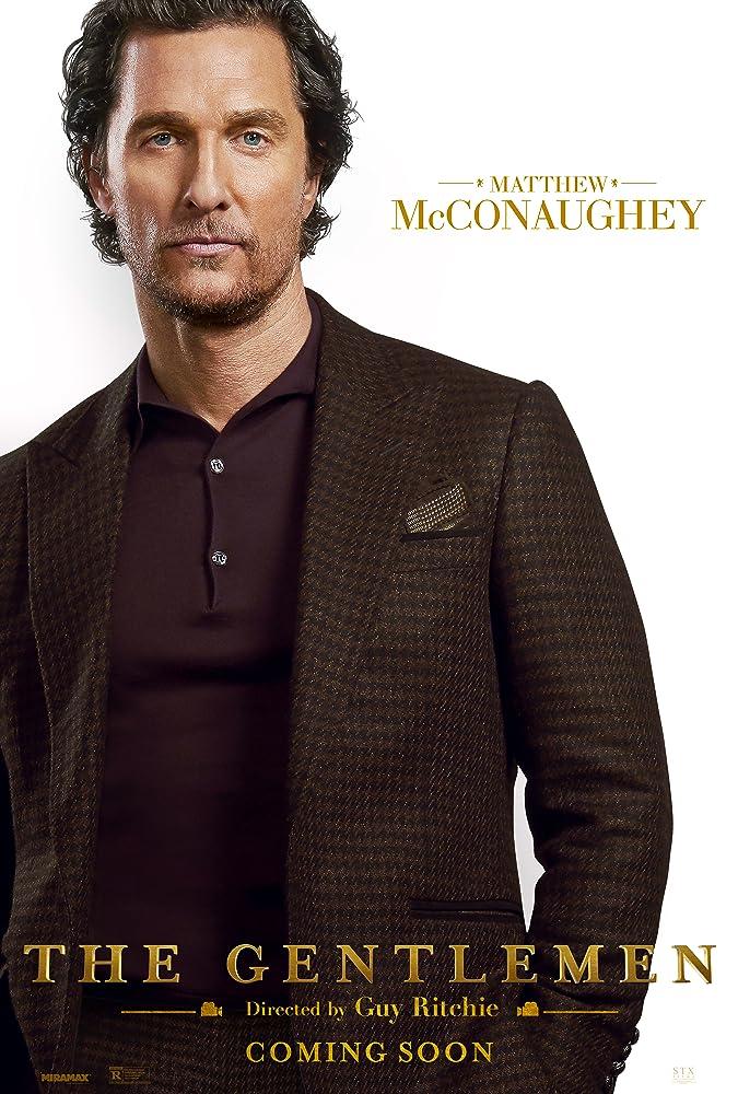 Matthew McConaughey in The Gentlemen (2020)