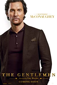 Matthew McConaughey in The Gentlemen (2020)