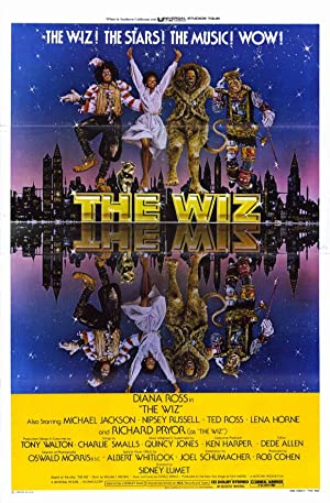 The Wiz Poster Image