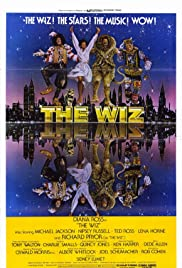 The Wiz (1978) Poster - Movie Forum, Cast, Reviews