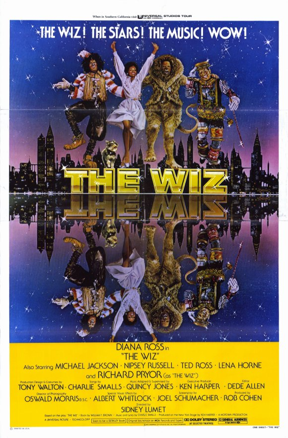The Wiz (1978) BluRay 720p & 1080p