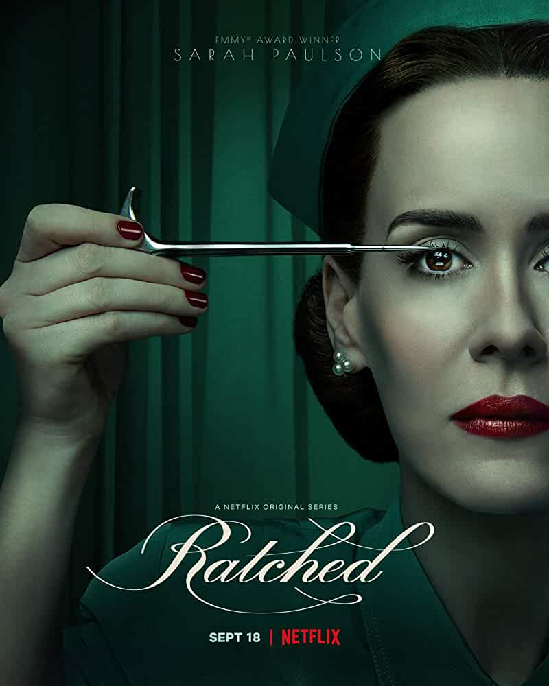 Ratched (2020) Season 1 Hindi Dubbed (Netflix)
