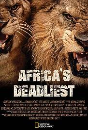 Africa's Deadliest Poster