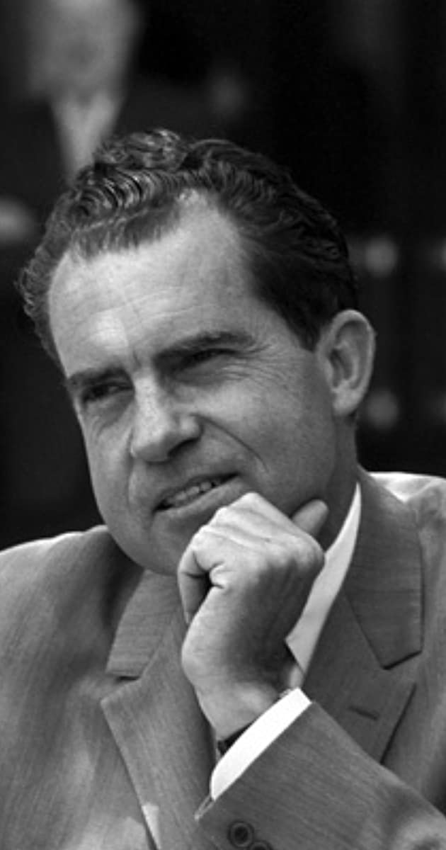 richard nixon outline Recently elected congressman richard nixon became the committee lead and questioned chambers and hiss separately, without the public or press in attendance nixon, realizing that it was almost impossible to determine whether hiss was a member of the communist party more than a decade earlier, focused on his opening statement claim that he never.