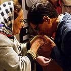 Laura Cardoso and Nelson Xavier in Chico Xavier (2010)
