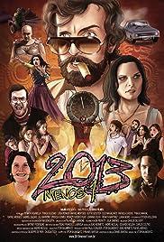 2013 Menos 1 Poster