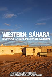Western: Sáhara Poster