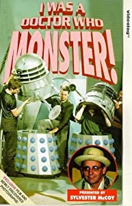 I Was a 'Doctor Who' Monster none
