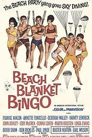 Beach Blanket Bingo (1965) Poster - Movie Forum, Cast, Reviews
