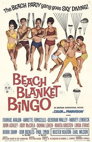 مشاهدة Beach Blanket Bingo 1965 أونلاين مترجم