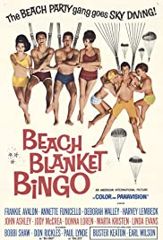 Beach Blanket Bingo (1965) 1080p