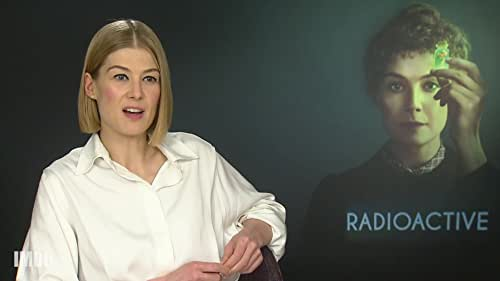 Rosamund Pike Reveals Her Favorite Female Movie Characters