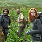 Gael García Bernal, Hani Furstenberg, and Bidzina Gujabidze in The Loneliest Planet (2011)