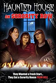 Haunted House on Sorority Row Poster