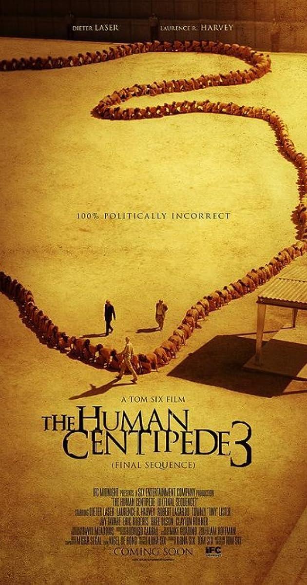 Human Centipede 3 Nudity