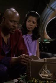 Avery Brooks and Penny Johnson Jerald in Star Trek: Deep Space Nine (1993)