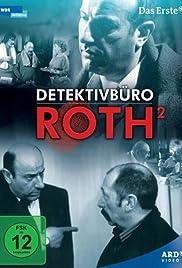Detektivbüro Roth Poster