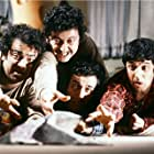 Halit Akçatepe, Metin Akpinar, Zeki Alasya, and Kemal Sunal in Salak Milyoner (1974)