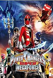 Power Rangers Super Megaforce Poster