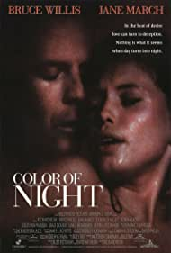 Bruce Willis in Color of Night (1994)