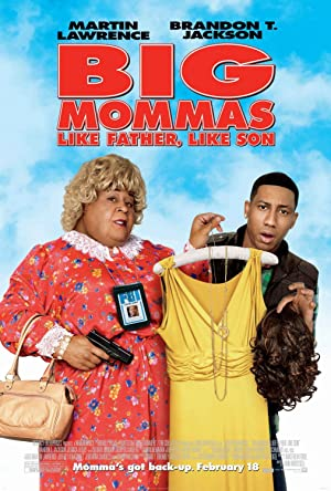 Big Mommas: Like Father, Like Son film Poster