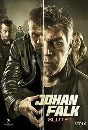 Johan Falk: Slutet Poster