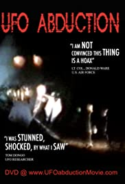 U.F.O. Abduction Poster